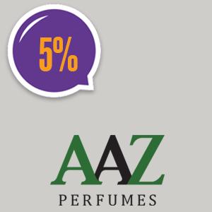 imagem do cupom AaZ Perfumes