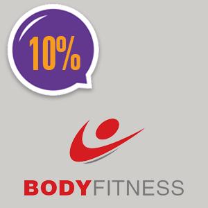 imagem do cupom Body Fitness