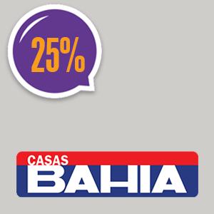 imagem do cupom Casas Bahia