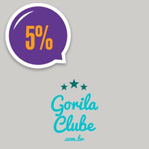 imagem do cupom Gorila Clube