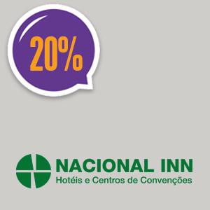 imagem do cupom Nacional Inn