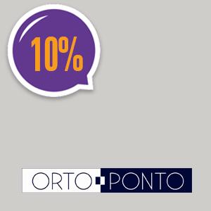 imagem do cupom Orto-Ponto