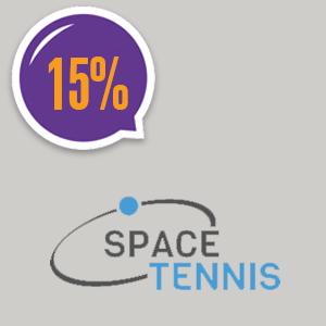 imagem do cupom Space Tennis