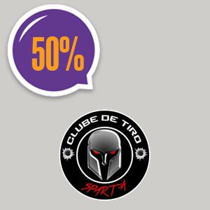 imagem do cupom Clube Sparta