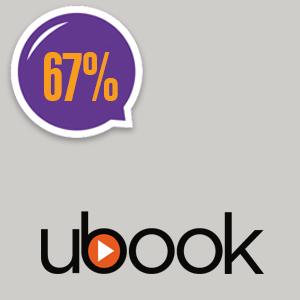 imagem do cupom Ubook