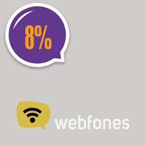 imagem do cupom Webfones