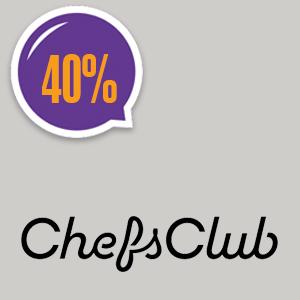 imagem do cupom ChefsClub